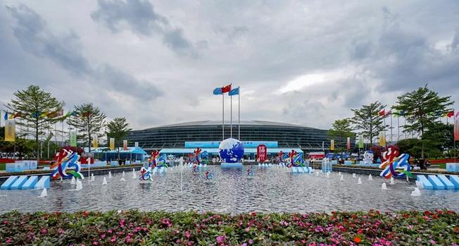 【聚焦】第二届数字中国建设峰会在福州开幕!我院亮相8号