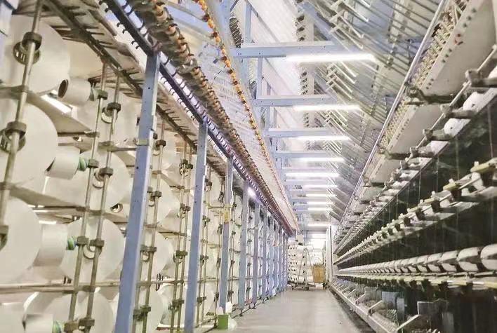 三明市尤溪老牌纺织企业自我革新,做强高端纺织产业链!